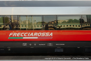 ETR500 Frecciarossa | by The Strawberry Field