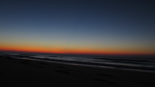 trip camping summer beach sunrise island dawn venus august national jupiter seashore assateague 2014