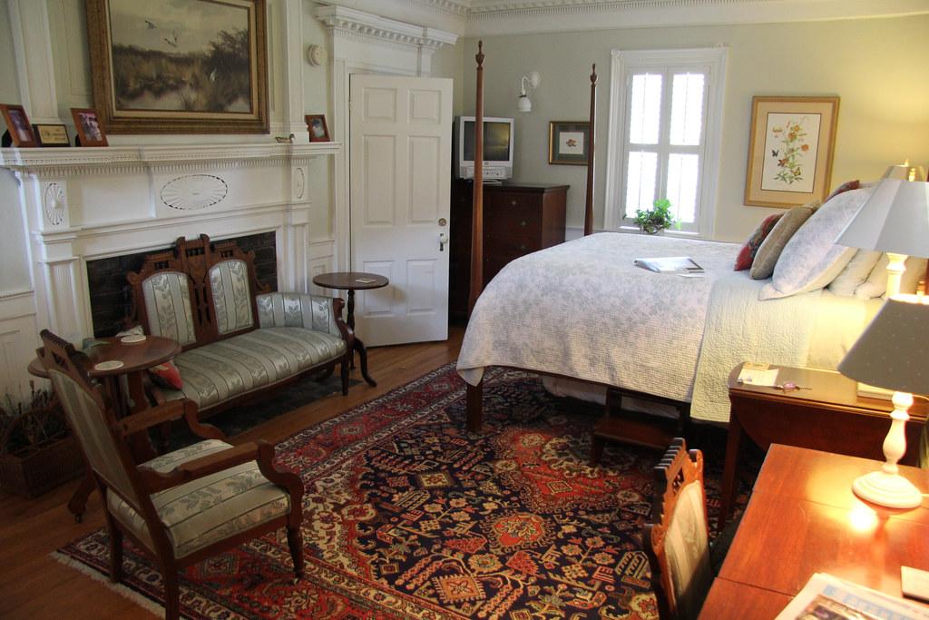Izard Room Mansfield Plantation Bed Breakfast Georgeto Flickr