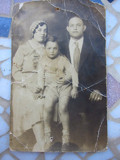 Mary (Maria), Thomas (Domenico) (my grandfather), and Joseph (Giuseppe) | by fabulousfabs