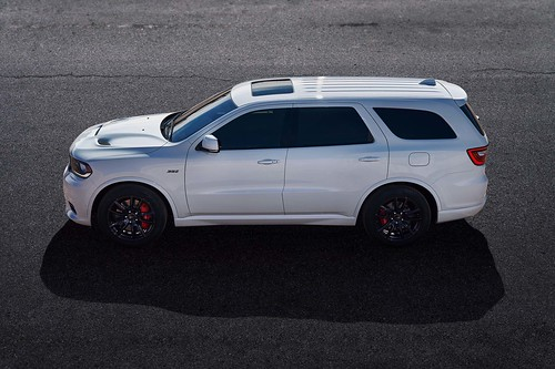 It's Nasty! Introducing the 2018 Dodge Durango SRT Photo