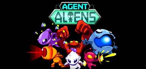 AGENT ALIENS per Android - uno sparatutto arcade da provare assolutamente!!