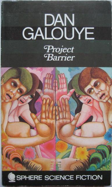 Project Barrier - Dan Galouye