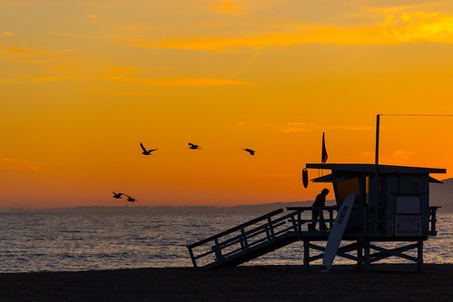 ocean california light sunset summer sky orange sun sunlight color beach nature colors birds silhouette june yellow clouds canon photography photo losangeles twilight flickr surf shadows image santamonica ngc malibu southerncalifornia soe geodata abigfave