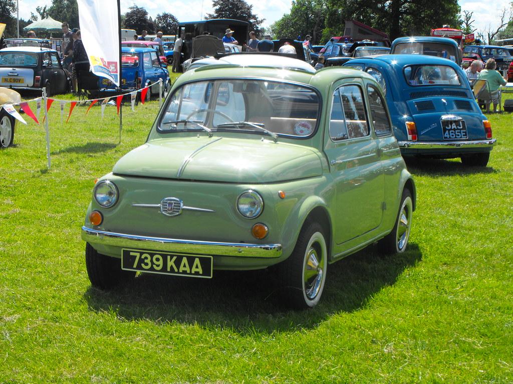 Fiat 500 - 739 KAA