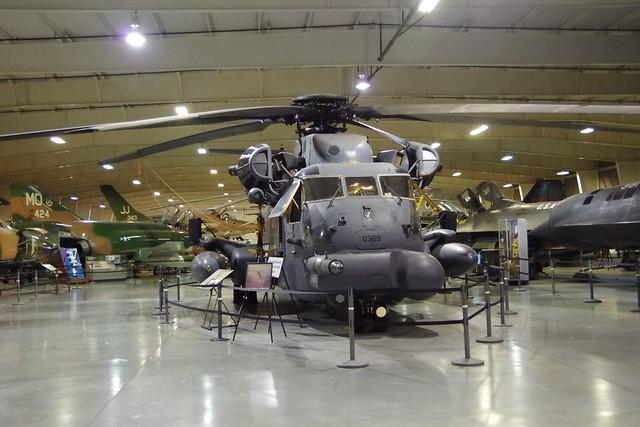 SIKORSKY MH-53M PAVE LOW IVHill  - Aerospace Museum - Utah