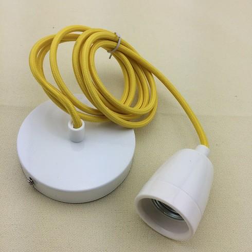 E27 pendant lamp holder kit