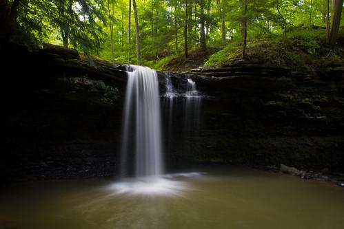 nature canon waterfall long exposure pennsylvania falls jackson apollo jacksonfalls
