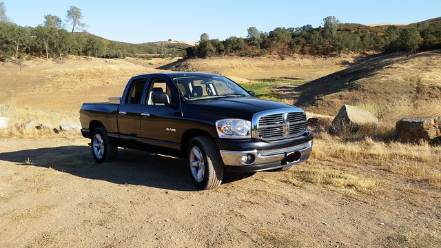 Our 2008 Dodge Ram