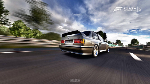 Forza 5 BMW M3 E30 | by UkrainianHype