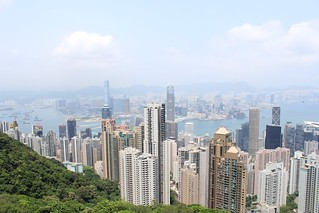 Victoria Peak, Hong Kong | by johncooke
