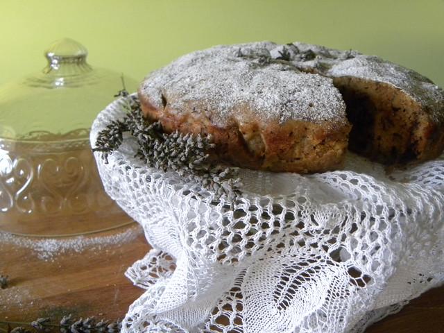 torta al cioccolato e lavanda (3)