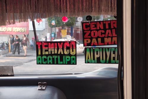 Colectivo/Cuernavaca