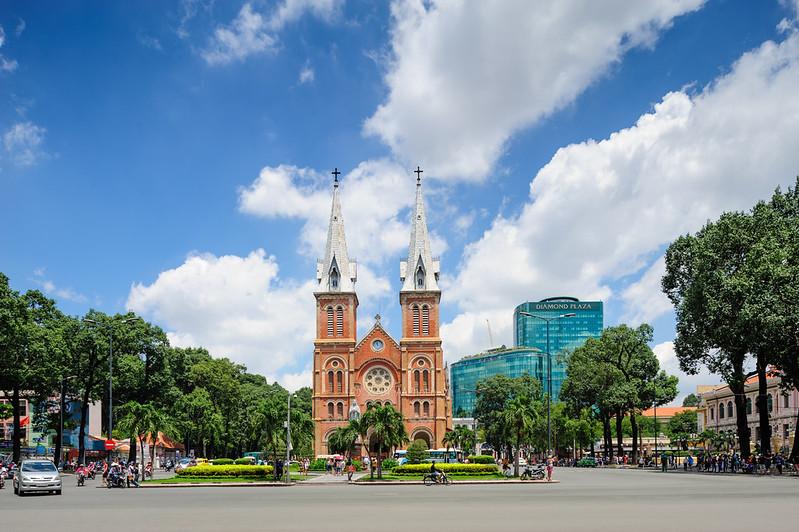 Catedral de Saigón