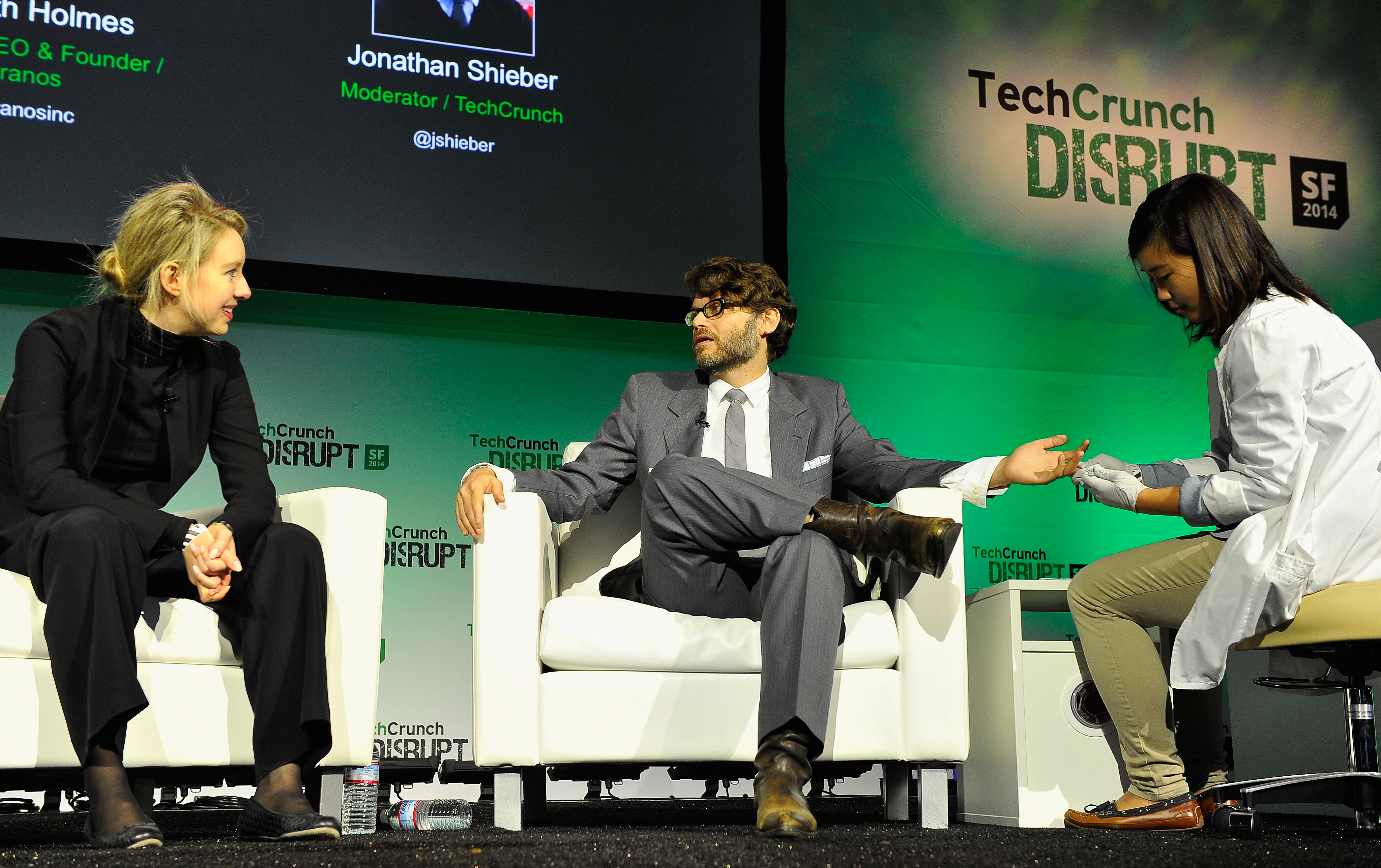 TechCrunch 2014 from flickr