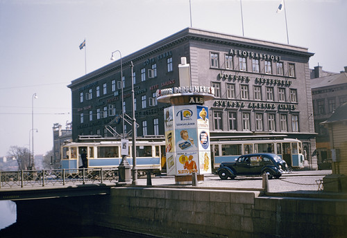 Göteborg (Gothenburg), Västergötland, Sweden   by Swedish National Heritage Board