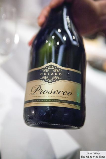 Chiaro Prosecco, Extra Dry
