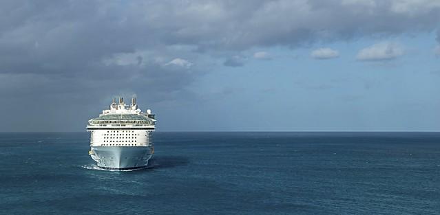 Cruising......