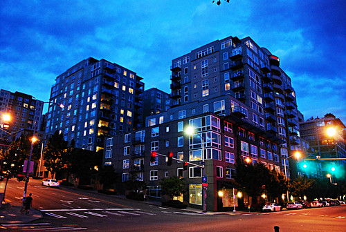 Belltown Apartments/Condos across from Olympic Sculpture Park - Seattle WA