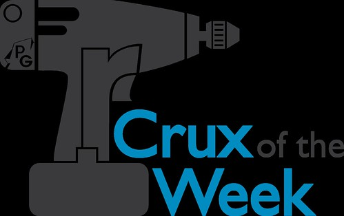 Crux of the Week | by Planet Granite