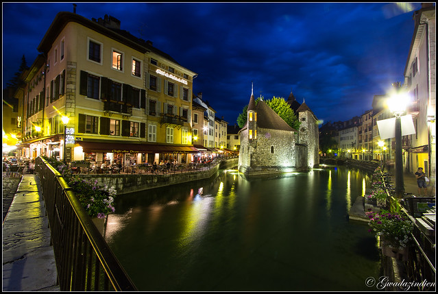 Annecy By Night 2