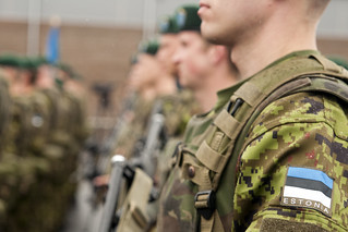 Paratroopers welcomed to Estonia for NATO training 03 | by U.S. Army Europe