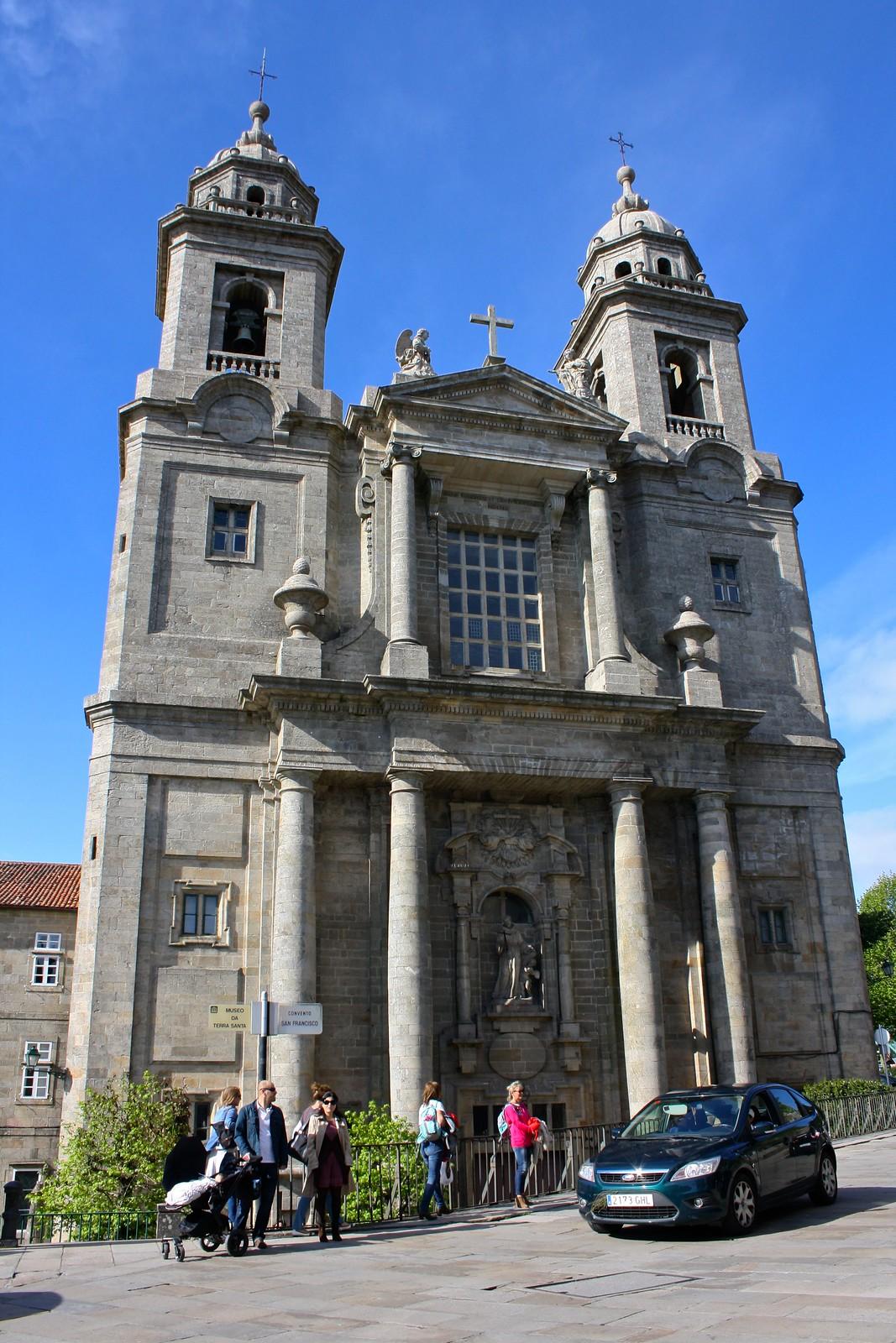 Church of San Francisco, Santiago de Compostela