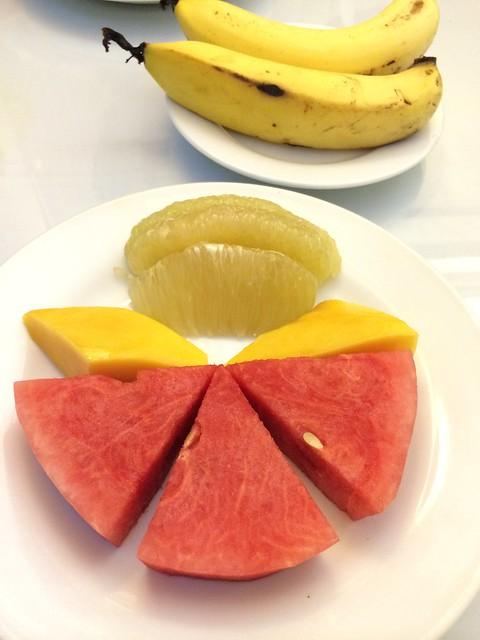 木, 2014-05-15 17:28 - Spring Hotelの朝食