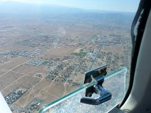 plane flying cockpit areial mojavedesert applevalley