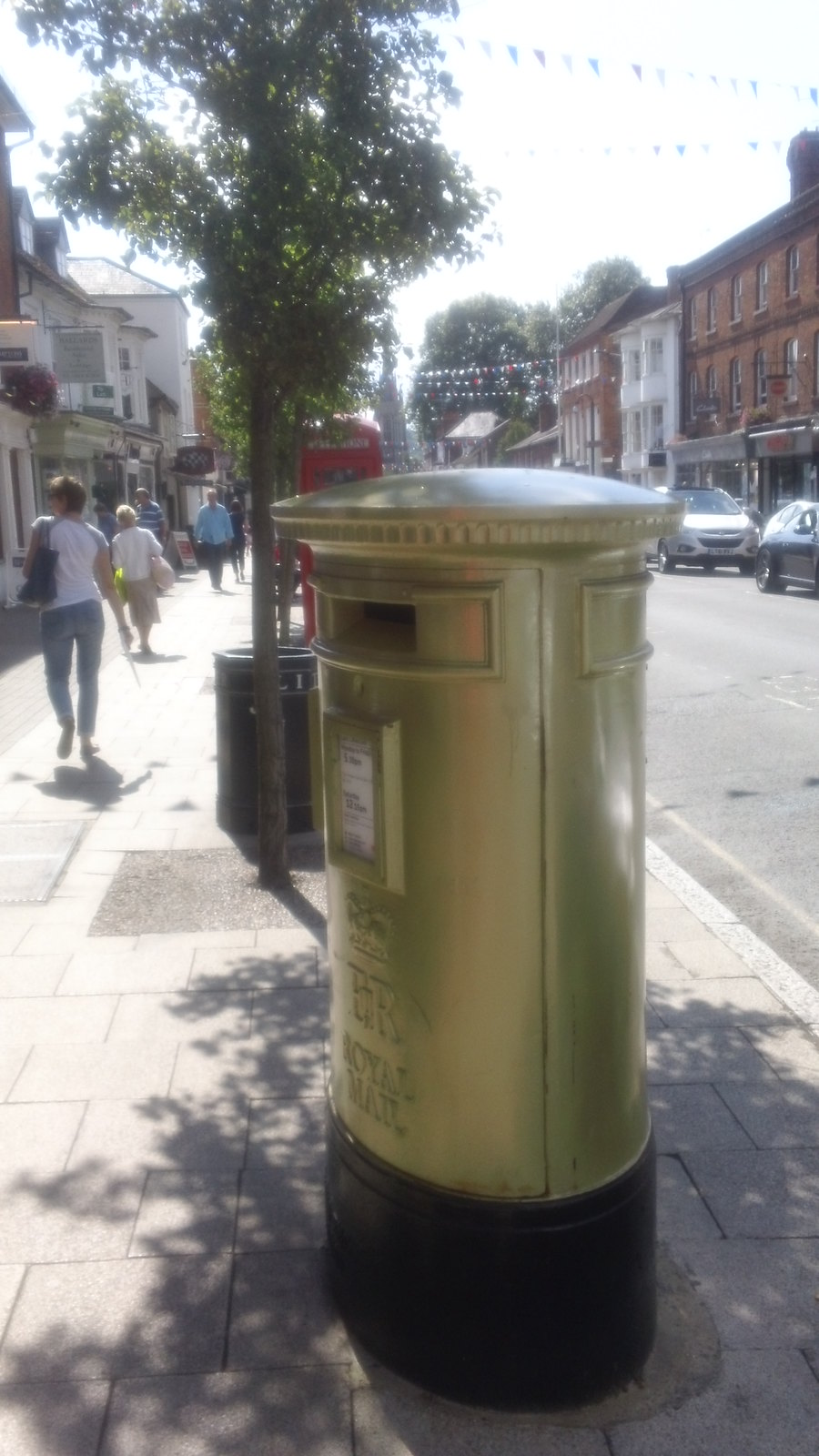 Olympic Gold: Marlow
