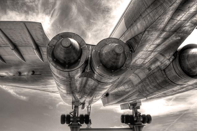 Sinsheim - Technikmuseum Sinsheim - Aeroflot Tu-144D CCCP-77112 03