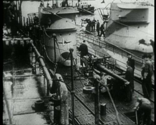 U-boot U-156