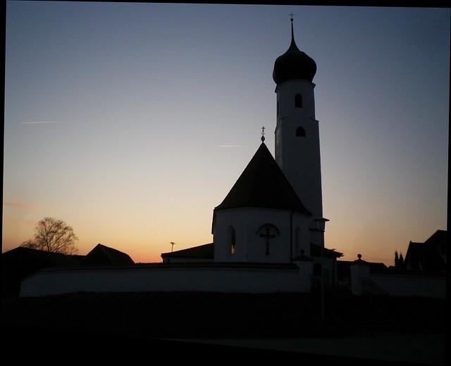 Abend Endlkirchen Holzland