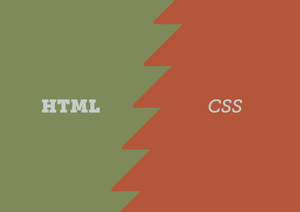 The Separation of HTML & CSS