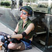 Tank Girl on break