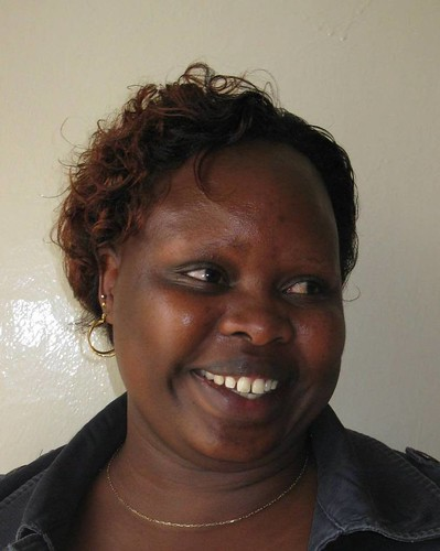 """SERAH SONGOK, 35: """"Chickpeas chose me… I now have the knowledge to compete at global level""""   by CGIAR Generation Challenge Programme (GCP)"""