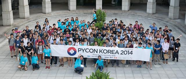 PyCon Korea 2014