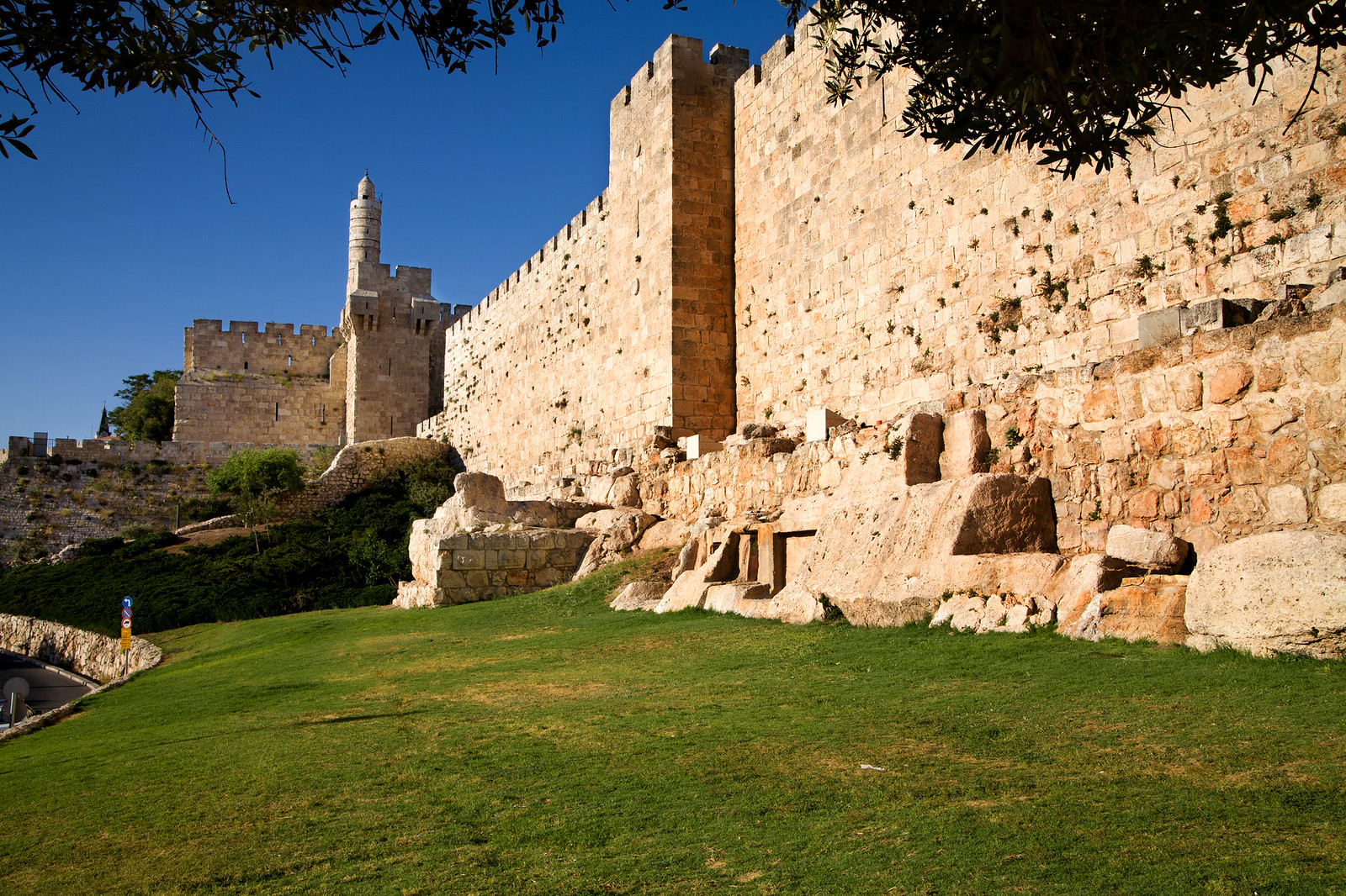 Jerusalem_The Tower of David_5_Noam Chen_IMOT