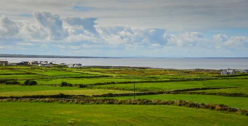 ocean county ireland irish water landscape clare with irland eire na atlantic western co lahinch irlanda irlande éire poblacht airlann héireann