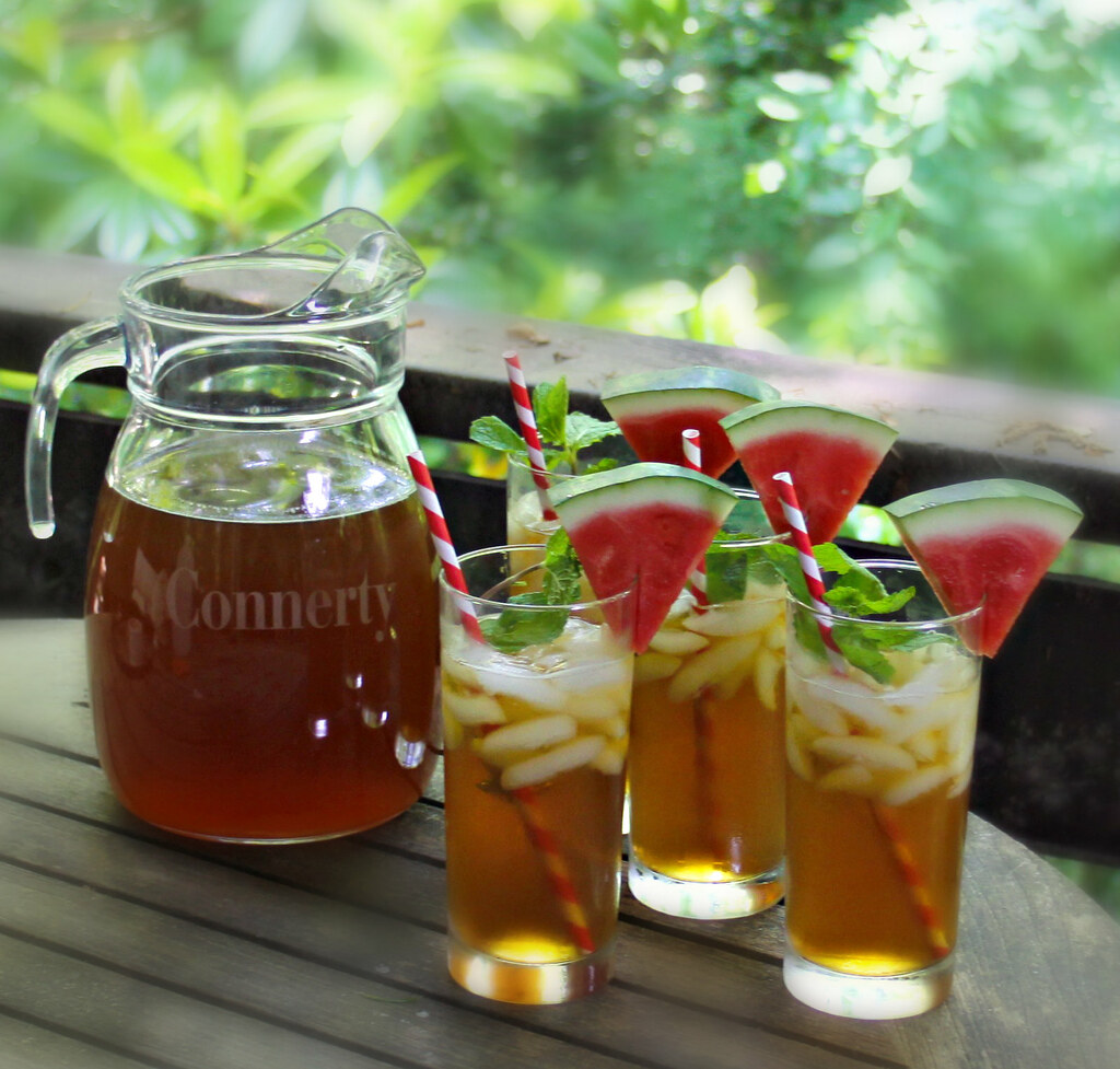 Southern Sweet Tea Watermelon Mint