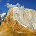 Orange Spring Mound (Mammoth Hot Springs, Yellowstone Hotspot Volcano, nw Wyoming, USA)
