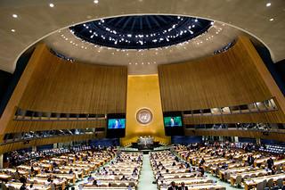 Il Presidente Renzi interviene all'Assemblea Generale dell'ONU (25/09/2014) | by Palazzochigi