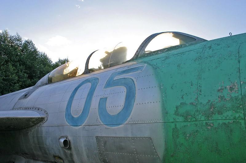 Yak-25 Flashlight 5