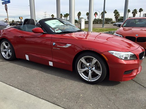 test-drives-2016-bmw-z4 Photo