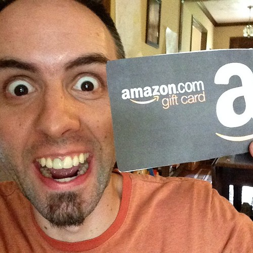 Did you guys enter the contest yet for an amazon gift card in my latest video?