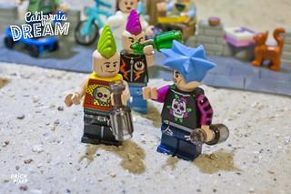 LEGO Ford Bronco 1966 - California Dream