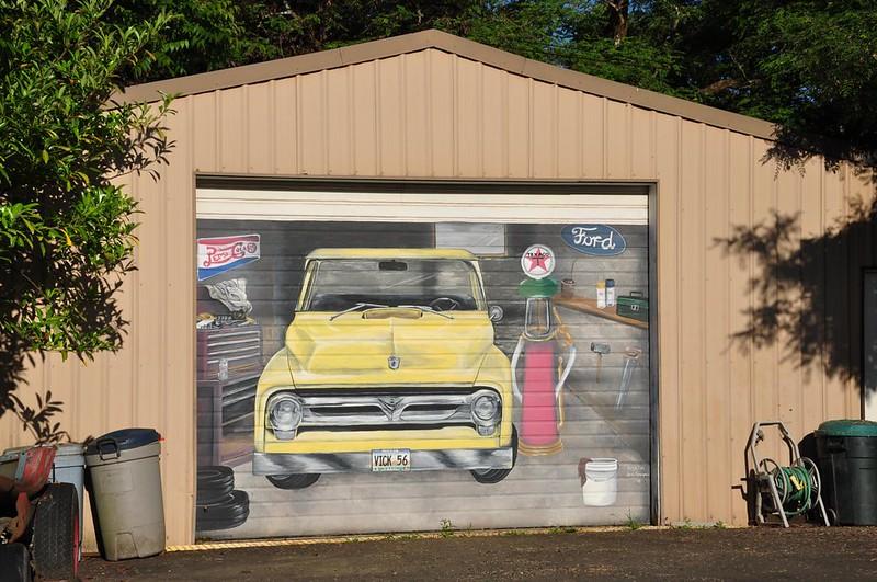Great garage