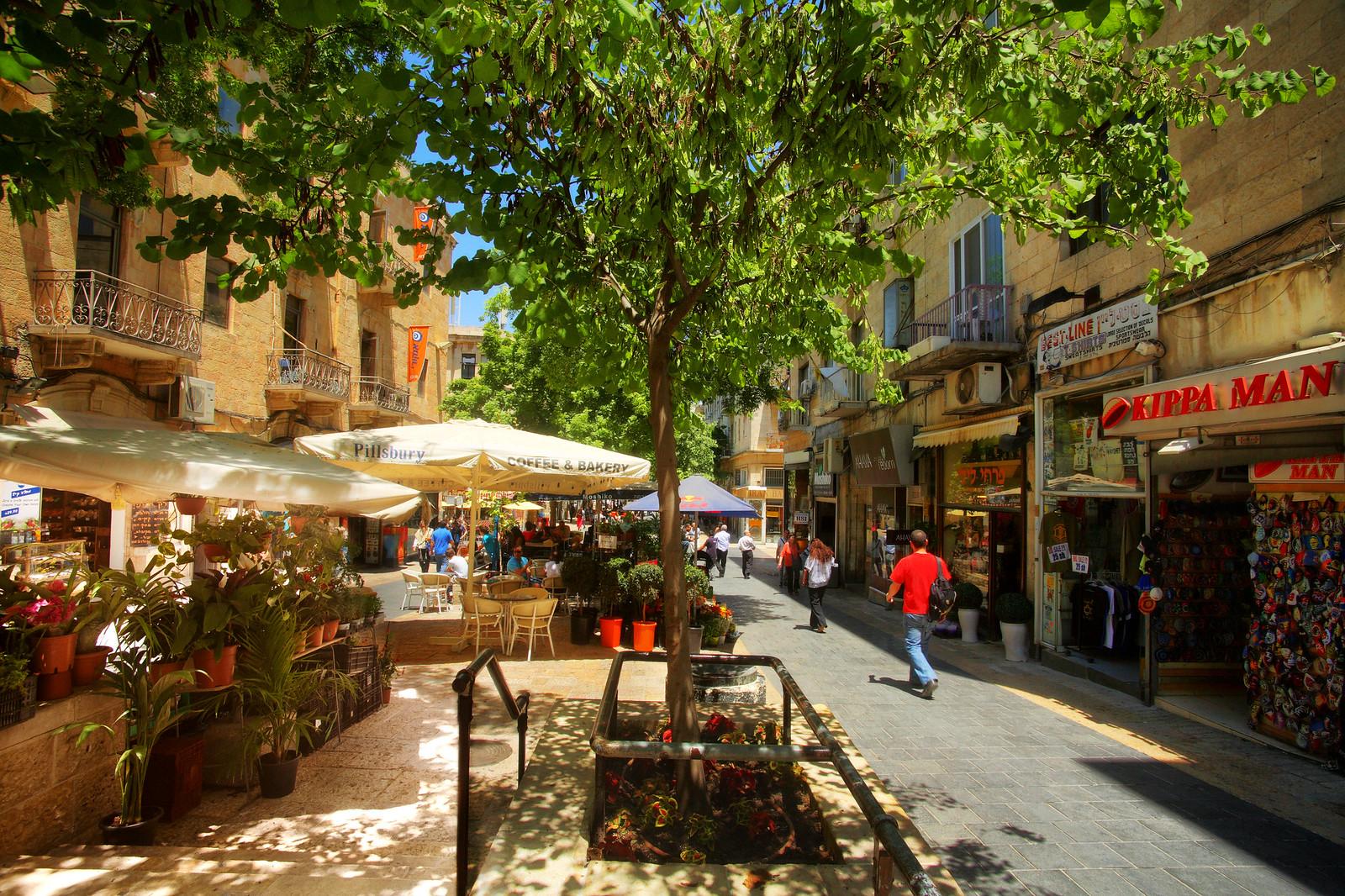 Jerusalem_City Center_2_Noam Chen_IMOT