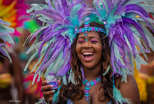 Grape Chubby drink make you happy - Caribana Parade, Toronto | by Phil Marion (173 million views - THANKS)