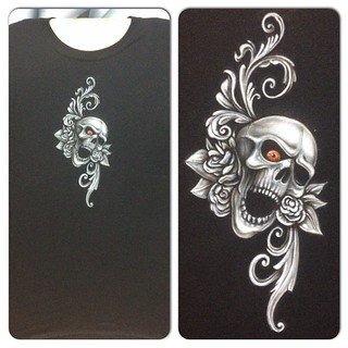 bf348a88352f6 Airbrushed T-Shirt recently completed using Createx Wicked… | Flickr
